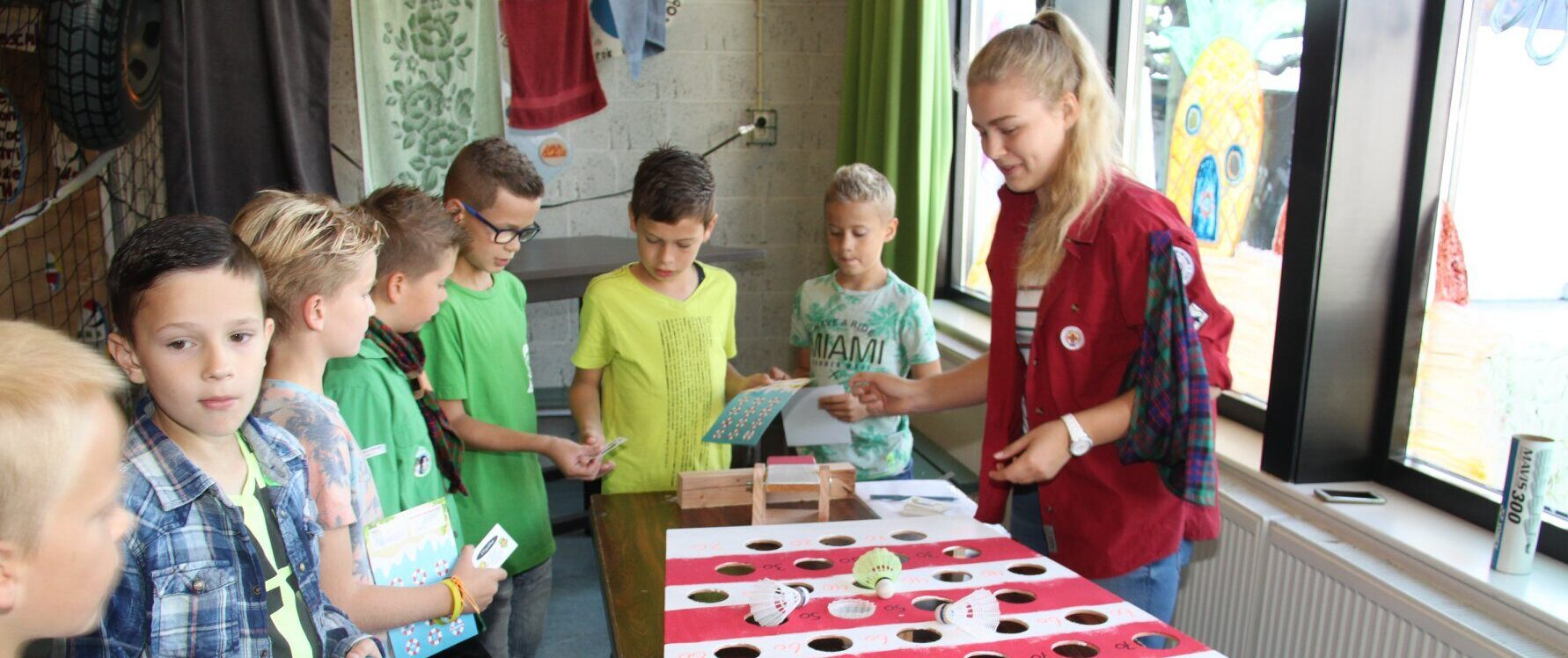 fancy fair naaldwijk kinderactiviteiten